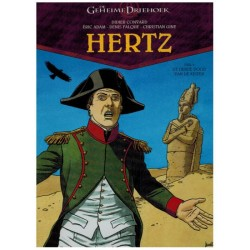 Geheime driehoek Hertz 05 HC De derde dood van de keizer