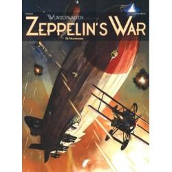 Wunderwaffen Zeppelin's war 01 De nachtraiders