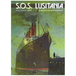 S.O.S. Lusitania 01 De kruiser der hoogmoedigen