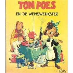 Tom Poes M07 De wenswerkster 1e druk 1953 (Heer Bommel)