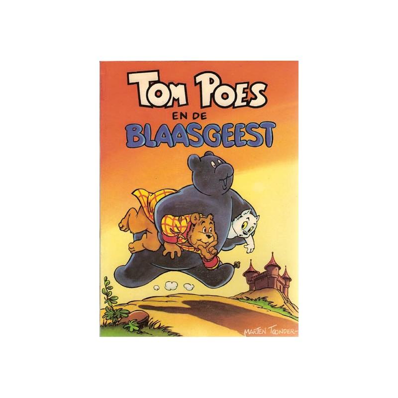Tom Poes Ballonstrip 24 De Blaasgeest 1e druk 1982 (Heer Bommel)