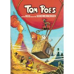 Tom Poes Ballonstrip 12 De reis naar de Schemerbergen 1e druk 1979 (Heer Bommel)