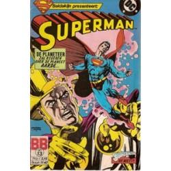 Superman 013 De Planeteer zal regeren over de planeet aarde... 1985