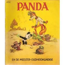 Panda M03 De Meester-oudheidkundige 1e druk 1953