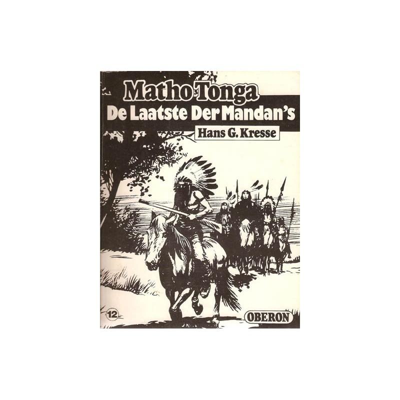 Matho Tonga setje deel 1 & 2 1e drukken 1977