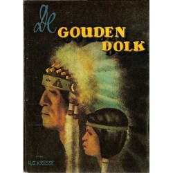 Kresse HC De Gouden Dolk HC herdruk 1976