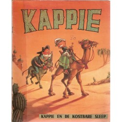 Kappie C06% De kostbare sleep 1e druk 1960
