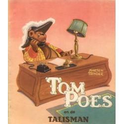 Tom Poes M01% De Talisman 1e druk 1949 (Heer Bommel)