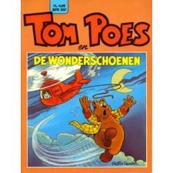 Tom Poes Ballonstrip 30 De Wonderschoenen 1e druk 1984 (Heer Bommel)