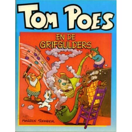 Tom Poes Ballonstrip 28 De Grifgulders 1e druk 1983 (Heer Bommel)