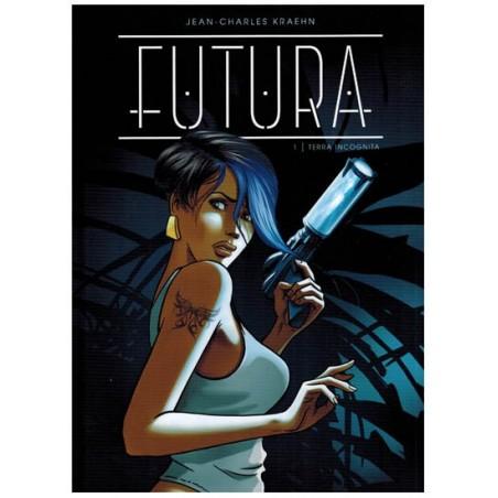 Futura 01 HC Terra incognita 1e druk 2015