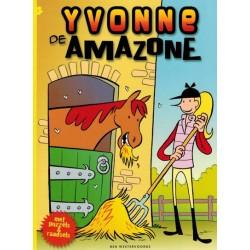 Yvonne de Amazone 01 met puzzels en raadsels