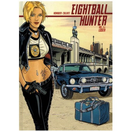 Eightball hunter HC set deel 1 & 2 1e drukken 2015