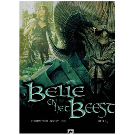 Belle en het beest 02 HC Evenbeeld