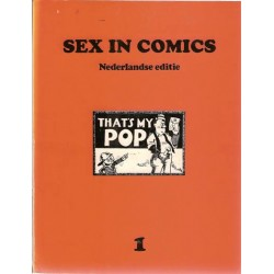 Sex in comics 01 That's my pop 1e druk 1973 (eightpagers)