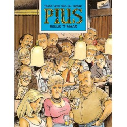 Pius set deel 1 & 2 1e drukken 1994-1995