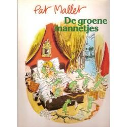 Mallet strips De groene mannetjes SP 1e druk 1984 (Het is groen en het...)
