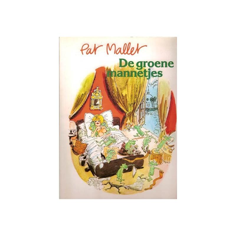 Groene mannetjes Het is groen en het... set 7 delen 1e drukken 1984-1987