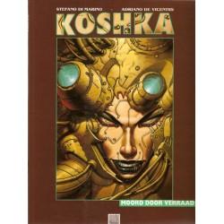 Koshka 01 Moord door verraad 1e druk 1998