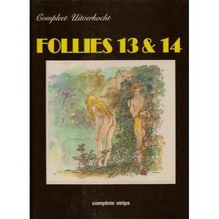 Follies Compleet Uitverkocht bundel 07 (13 & 14) HC 1992