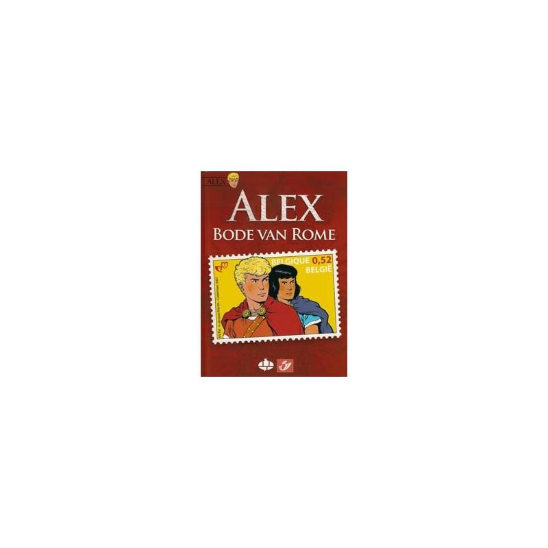 Postzegelboekje Alex Bode van Rome HC