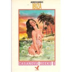 Casanova reeks 03 Ibiza 1e druk 1990