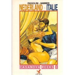 Casanova reeks 01 Nederland-Italie 1e druk 1990