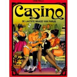 Casino 02 De laatste maagd van Parijs 1e druk 1992