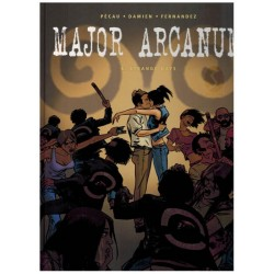 Major Arcanum 06 HC Strange days