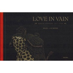Mezzo strips HC Love in vain Robert Johnson, 1911-1938
