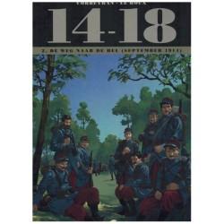 14-18 02 HC De weg naar de hel (September 1914)