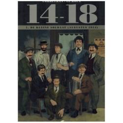 14-18 01 HC De kleine soldaat (Augustus 1914)
