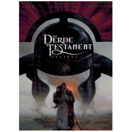 Derde Testament  Julius 04 HC