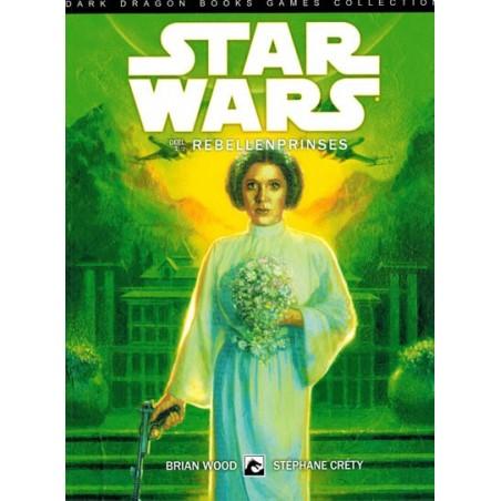Star Wars  NL set De rebellenprinses deel 1 & 2