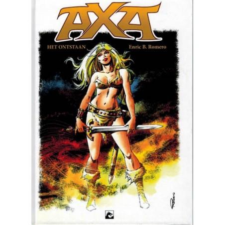 Axa  HC 01 Het ontstaan