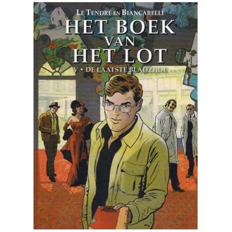 Boek van het lot HC 05 De laatste bladzijde