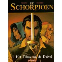 Schorpioen 01 Het teken van de duivel