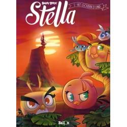 Angry Birds Stella 01 Het gouden eiland