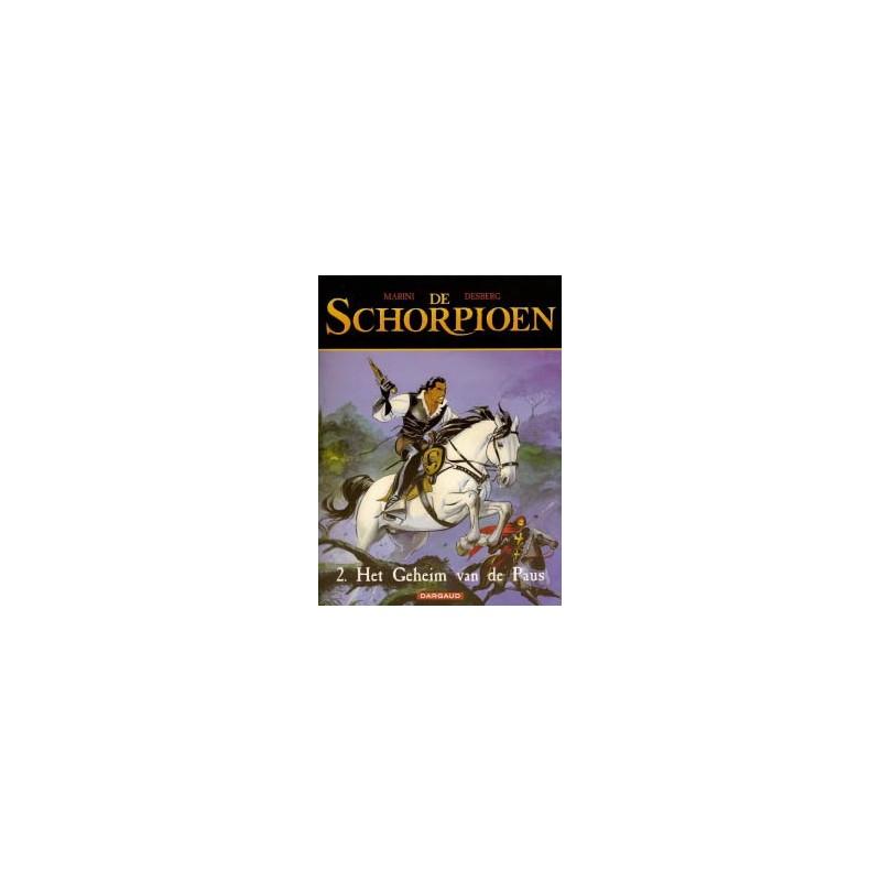 Schorpioen 02 Het geheim van de paus