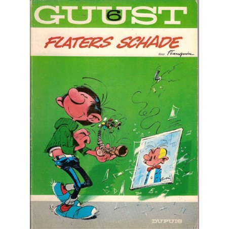 Guust Flater I HC 06 Flaters schade 1e druk 1986