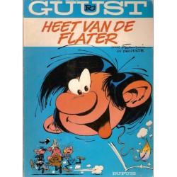 Guust Flater I HC 04R Heet van de flater 1e druk 1977