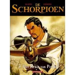 Schorpioen 03 Het kruis van Petrus