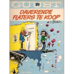 Guust Flater I HC 02R Daverende flaters te koop 1e druk 1977