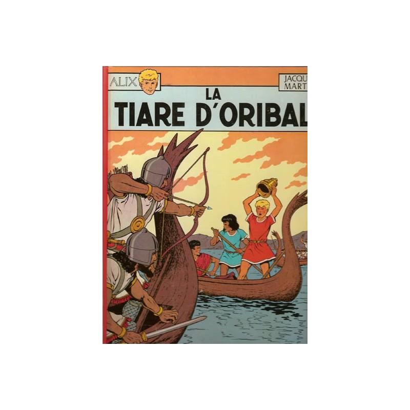 Alex Taal Frans Alix HC La tiare d'Oribal (De tiara van Oribal)