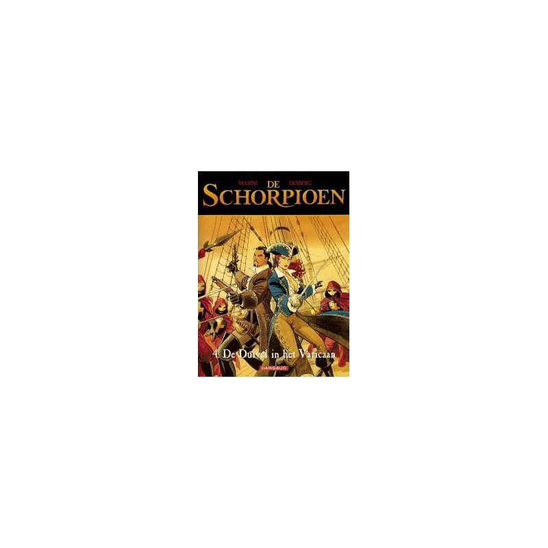Schorpioen 04 De duivel in het Vaticaan