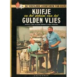 Kuifje filmalbum Het geheim van de Gulden Vlies 1e druk 1962