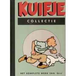 Kuifje collectie HC 18 Kuifje en de Alfa-kunst / Quick & Flupke gags 1992