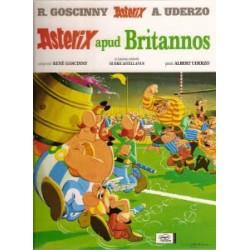 Asterix Latijn 09 Apud Britannos HC Britten