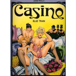 Casino 01 Blue train 1e druk 1992