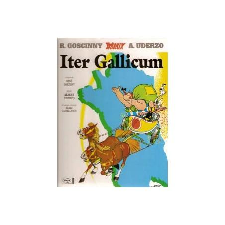 Asterix  Latijn 05 Iter Gallicum HC Ronde van Gallia